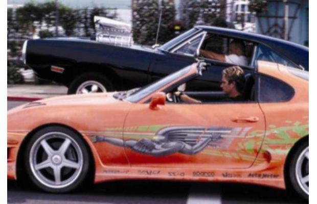 """Chùm ảnh: Những chiếc xe từng xuất hiện trong """"Fast and Furious"""" 12"""